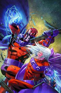 Magneto: Not a Hero #4 (2012)