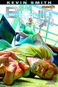 Bionic Man #7 (2012)