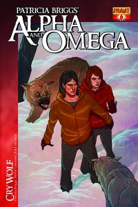 Patricia Briggs' Alpha and Omega Cry Wolf Volume One #6 (2012)