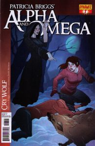 Patricia Briggs' Alpha and Omega Cry Wolf Volume One #7 (2012)