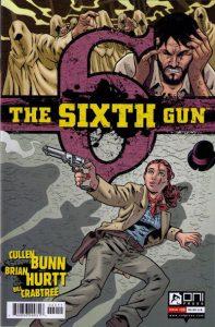 The Sixth Gun #20 (2012)