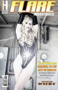 Flare Adventures #31 (2012)