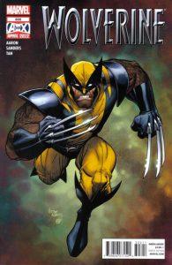 Wolverine #302 (2012)