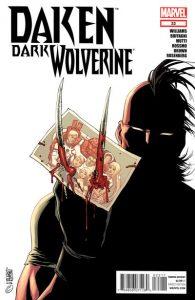 Daken: Dark Wolverine #22 (2012)