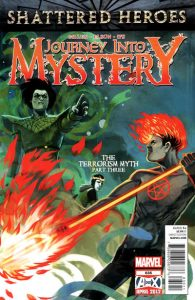 Journey into Mystery #635 (2012)