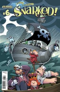 Snarked #6 (2012)