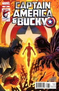 Captain America and Bucky #628 (2012)