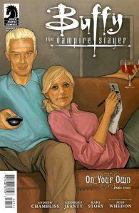 Buffy the Vampire Slayer Season 9 #7 (2012)