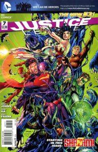 Justice League #7 (2012)