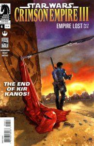 Star Wars: Crimson Empire III - Empire Lost #6 (2012)