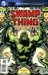 Swamp Thing #7 (2012)