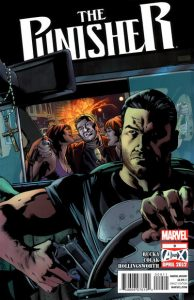 The Punisher #9 (2012)