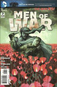 Men of War #7 (2012)