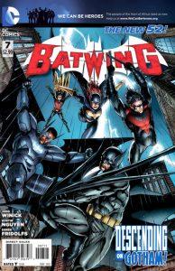 Batwing #7 (2012)