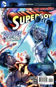 Superboy #7 (2012)