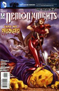 Demon Knights #7 (2012)