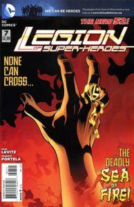 Legion of Super-Heroes #7 (2012)