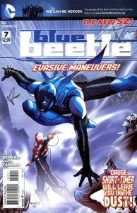 Blue Beetle #7 (2012)
