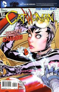 Catwoman #7 (2012)