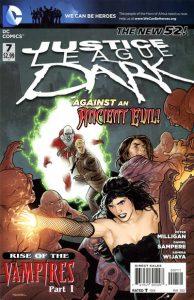 Justice League Dark #7 (2012)