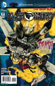 Blackhawks #7 (2012)