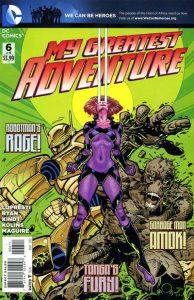 My Greatest Adventure #6 (2012)
