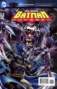 Batman: Odyssey #6 (2012)