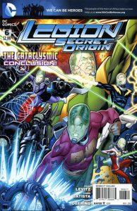 Legion: Secret Origin #6 (2012)