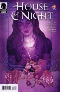 House of Night #5 (2012)