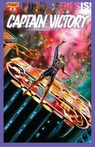 Kirby: Genesis - Captain Victory #6 (2012)