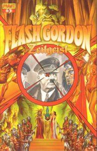 Flash Gordon: Zeitgeist #5 (2012)