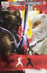 Snake Eyes #11 (2012)