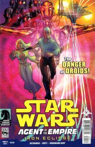 Star Wars: Agent of the Empire - Iron Eclipse #4 (2012)
