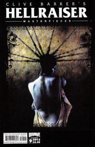 Clive Barker's Hellraiser Masterpieces #9 (2012)
