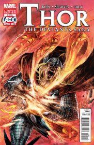 Thor: The Deviants Saga #5 (2012)
