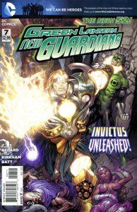 Green Lantern: New Guardians #7 (2012)