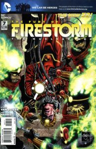 Fury of the Firestorms: The Nuclear Men #7 (2012)