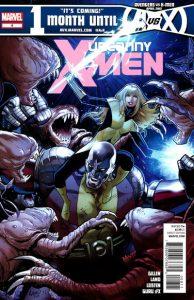 Uncanny X-Men #8 (2012)