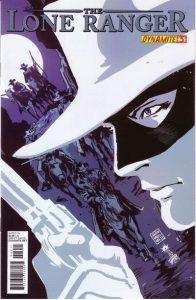 The Lone Ranger #3 (2012)