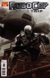 RoboCop: Road Trip #4 (2012)