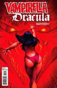 Vampirella vs. Dracula #3 (2012)