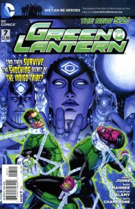 Green Lantern #7 (2012)