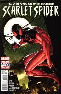 Scarlet Spider #3 (2012)