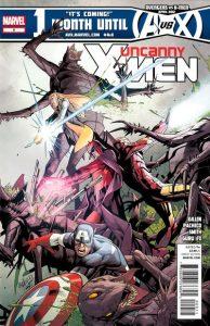 Uncanny X-Men #9 (2012)
