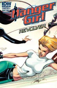 Danger Girl: Revolver #3 (2012)