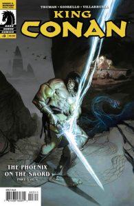 King Conan: The Phoenix on the Sword #3 [7] (2012)