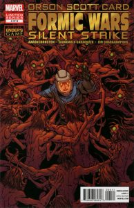 Formic Wars: Silent Strike #4 (2012)