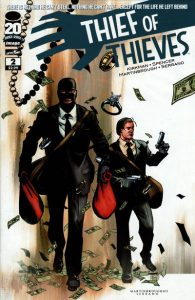 Thief of Thieves #2 (2012)