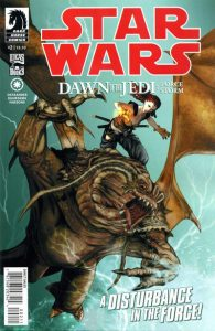 Star Wars: Dawn of the Jedi - Force Storm #2 (2012)