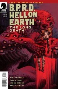 B.P.R.D. Hell on Earth: The Long Death #2 [88] (2012)
